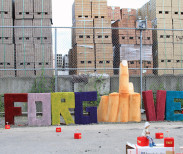 Studio Sweet Home, public art, NYC. Street Art NYC.