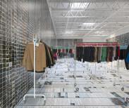 Ai Weiwei: Laundromat. ©Jeffrey Deitch gallery