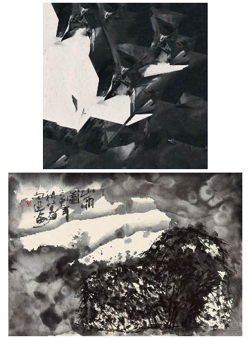 Chen Baoyang's digital reprint is the doorway into his father's artistic legacy