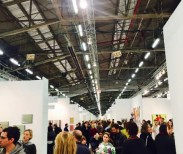 The Armory Show hall.  Photo: VisionQuest Photography.