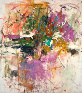 Joan Mitchell, Untitled, 1961, oil on canvas, 228.9 x 206.1 cm, Joan Mitchell Foundation, New York